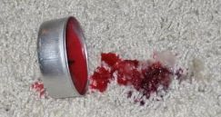 Valentine's Day – The Day After Clean Up Tips for Candle Wax